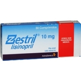 Zestril 10 Mg 30 Cprs