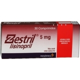 Zestril 5 Mg 30 Cprs