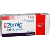 Zomig 2,5 Mg 2 Cprs