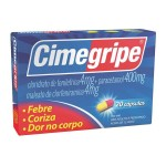 Cimegripe 400 Mg 4 Caps