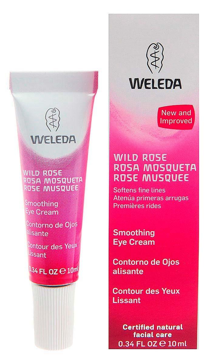 Contorno De Olhos Redutor De Primeiros Sinais De Rosa Mosqueta - Weleda - Creme 10ml