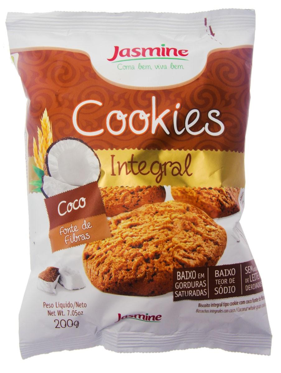 Cookie Integral, Coco - Jasmine - 200g
