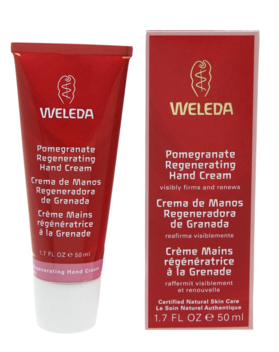 Creme Mãos Pomegranate - Weleda - Creme 50ml