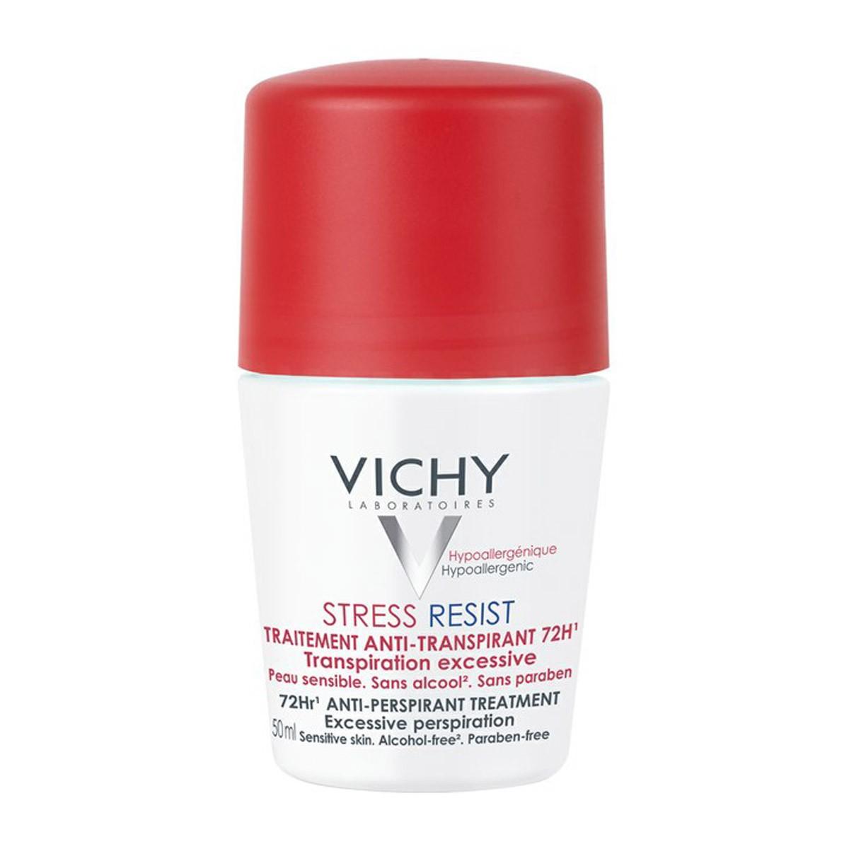 Desodorante Vichy Roll 72h Antistress 30ml