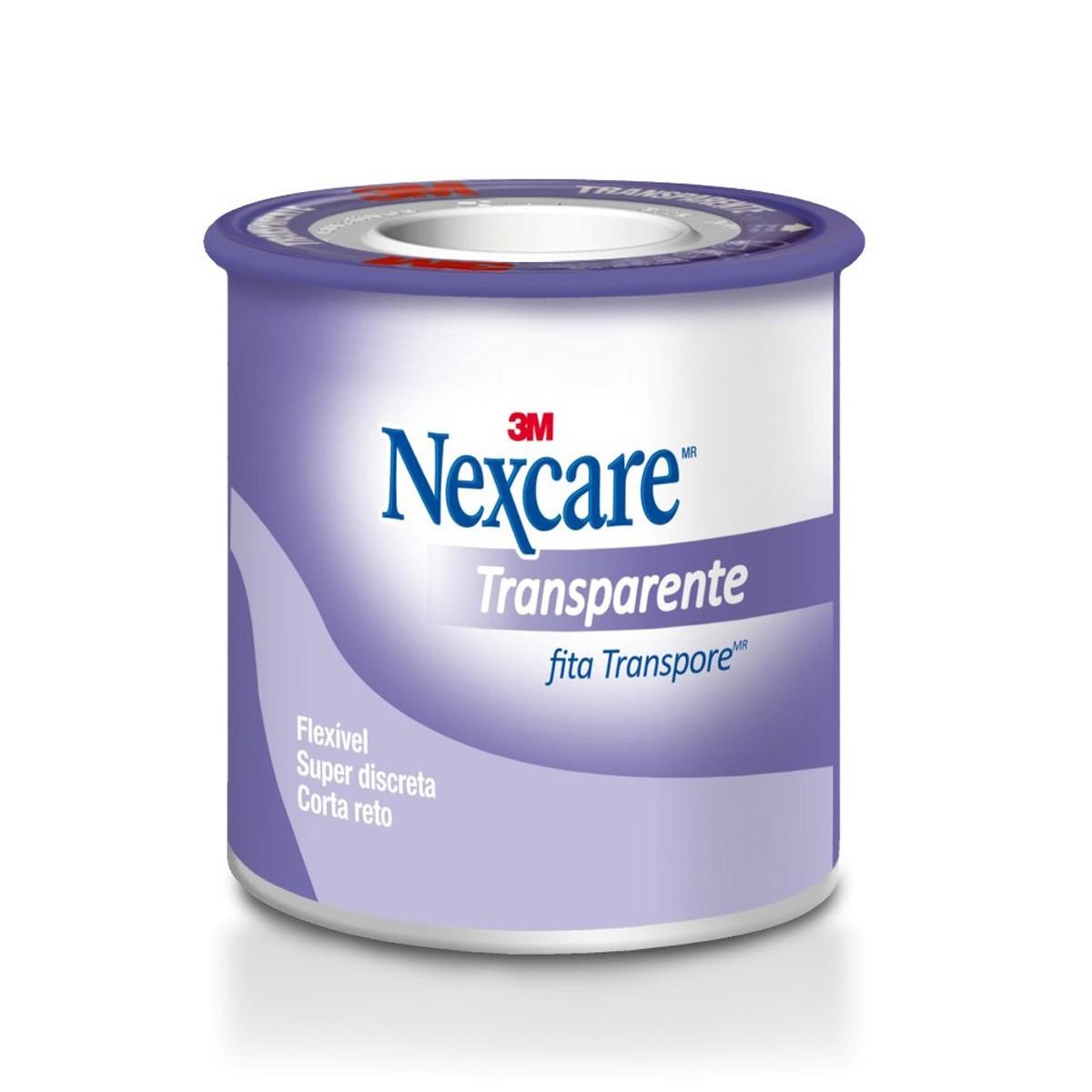 Esparadrapo Nexcare Transparente 50x4,5