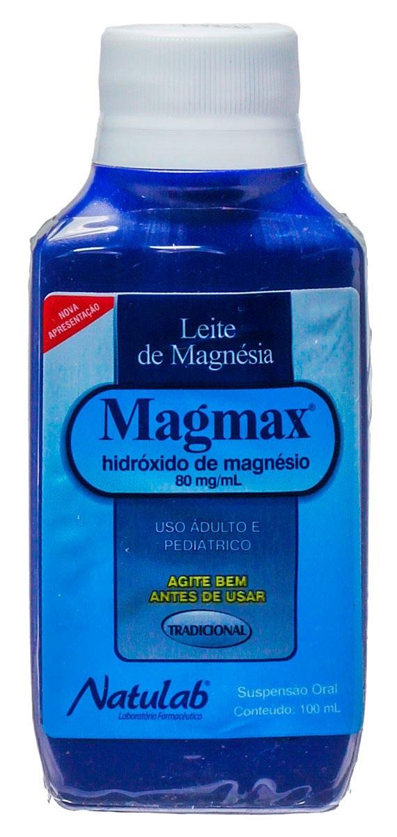 Magmax Liqd Trad 80 Mg 100 Ml