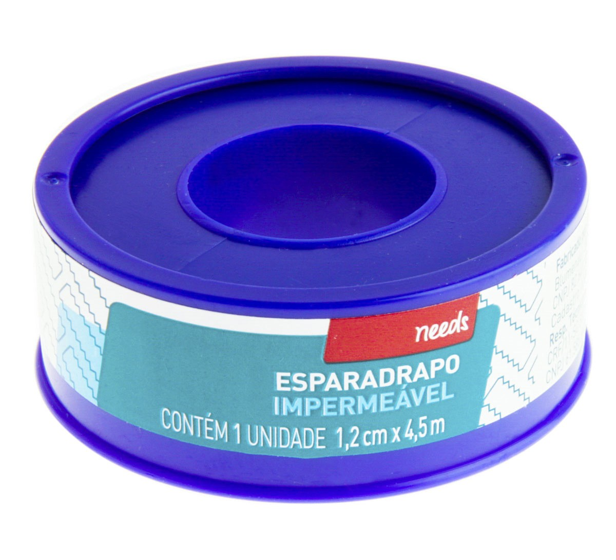 Needs Esparadrapo 1,2 X 4,5