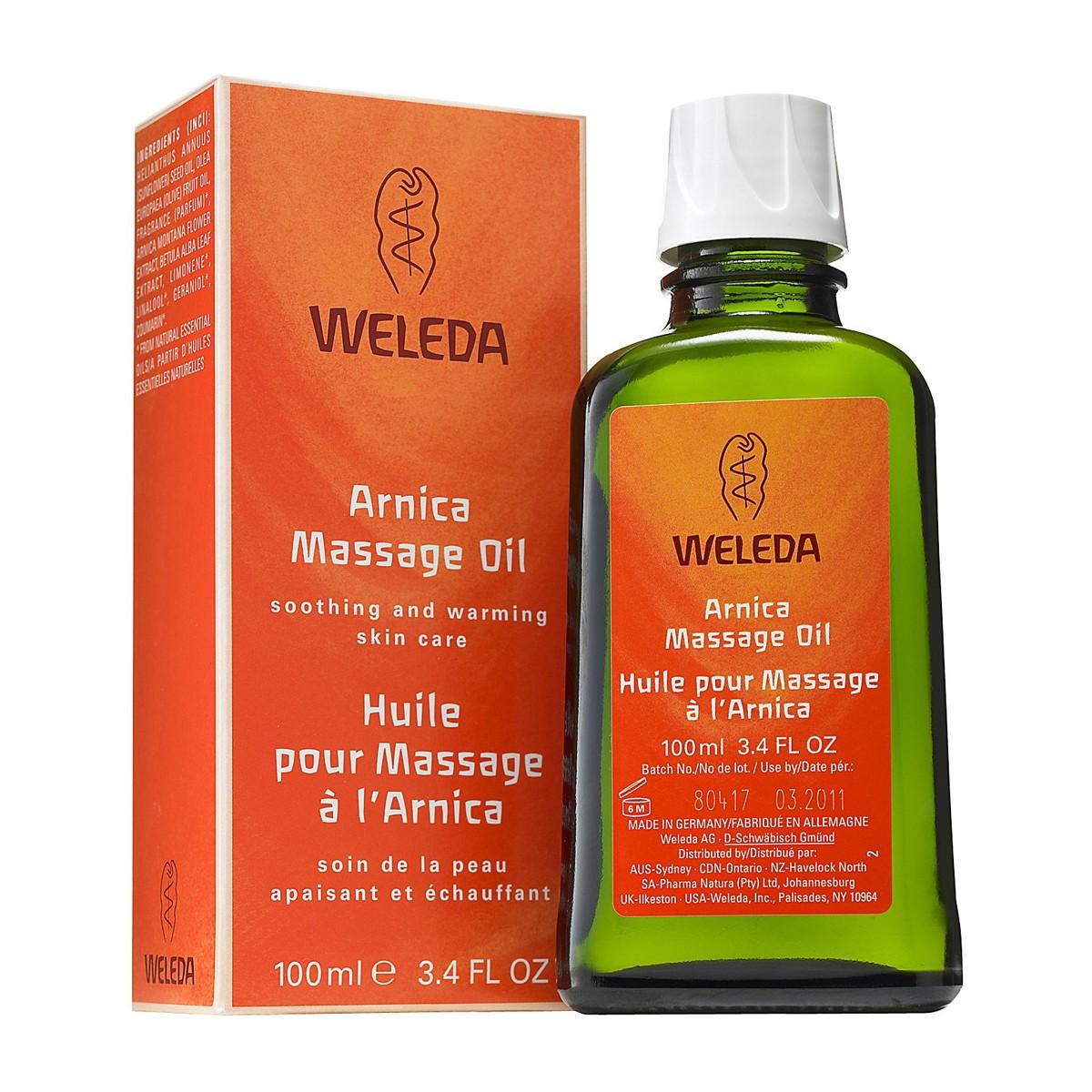 Oleo Weleda Betula Arnica 100ml