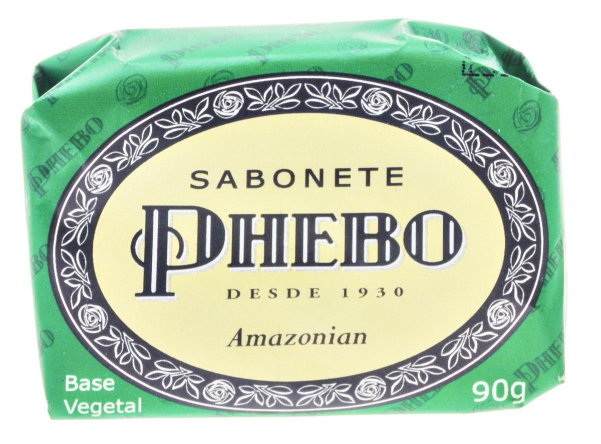 Phebo Sabonete Glicerina Amazonia 90 G