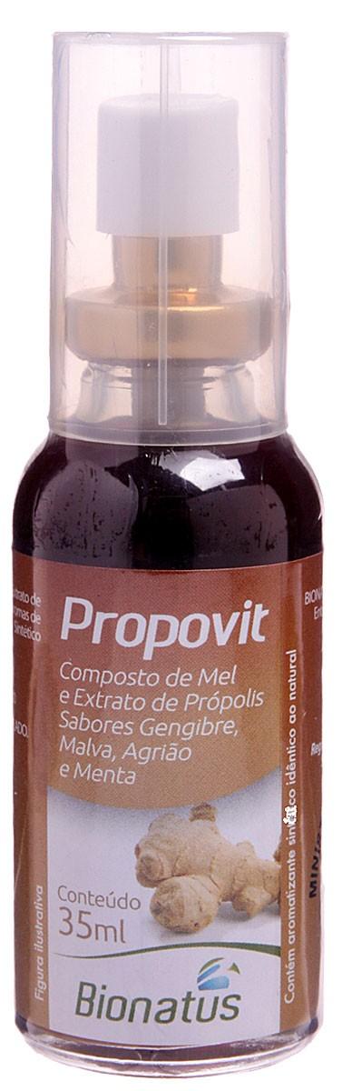 Propovit Gengibre Spray Composto 35ml