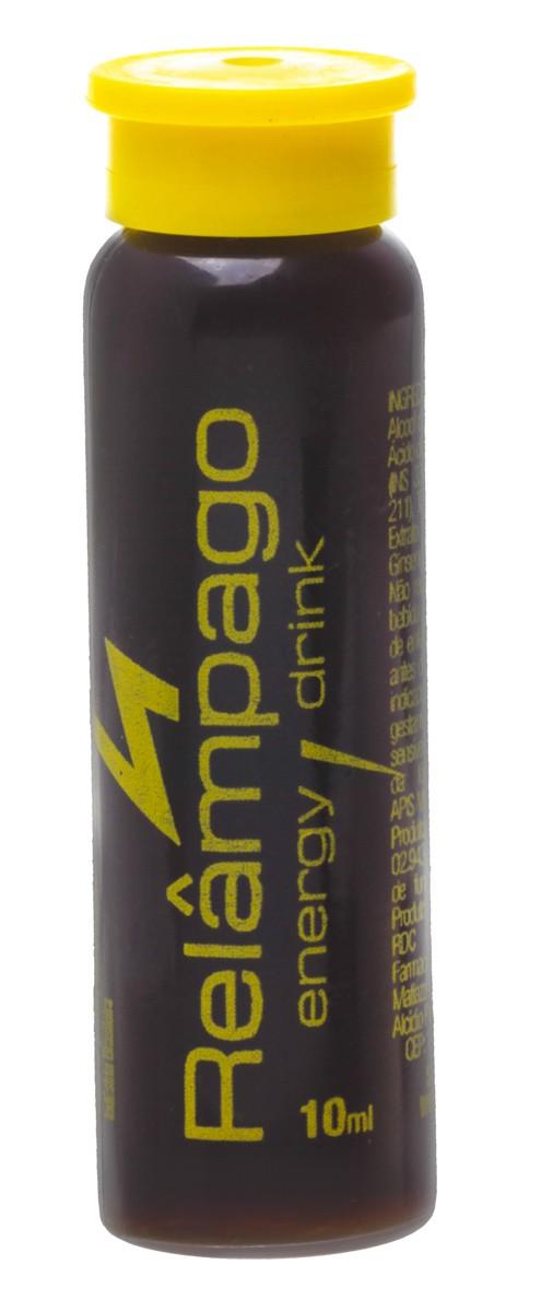 Relampago Energetico Com 1 Flaconete De 10ml