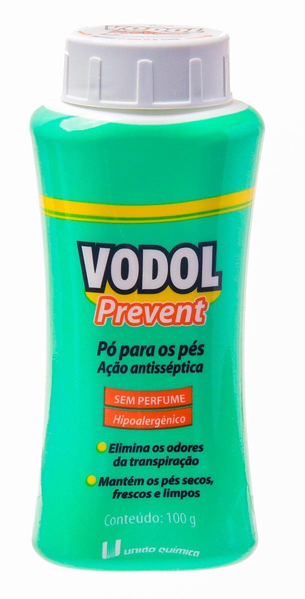 Vodol Prevent S/Perfume Fr X 10 Gr