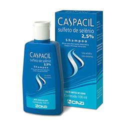 Caspacil 2,5 % 100 Ml