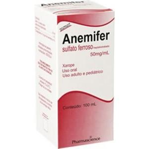 Anemifer Gotas 30 Ml
