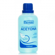 Acetona Farmax Blue 100ml