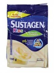 Sustagen Kids Sachet Baunilha 190 G