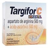 Targifor C 500 + 500 Mg Infantil 16 Cprs