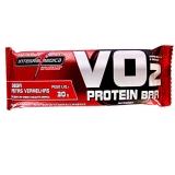 Vo2 Slim Protein Bar - Barra De Proteina Sabor Frutas Vermelhas Com Iogurte 30g