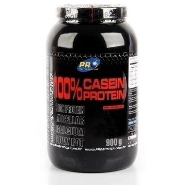 100% Casein Protein, Chocolate - Probiótica - 900g
