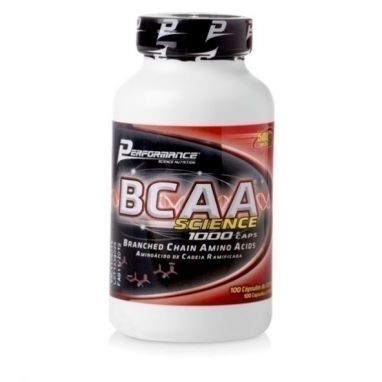 Bcaa Science 1000 100 Caps