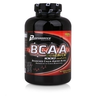Bcaa Science 1000 150 Caps