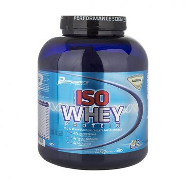 Iso Whey Protein Baunilha