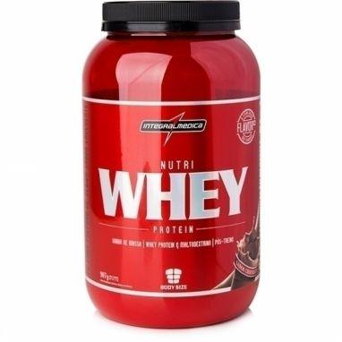 Nutri Whey Protein 840g Chocolate
