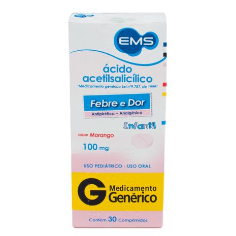 Aas 100 Mg C/3 Bl X 10 Cpr