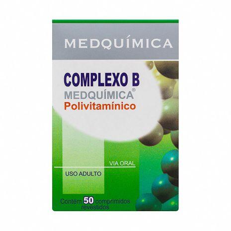 Complexo B Medquimica (Flib) C/50 Drg