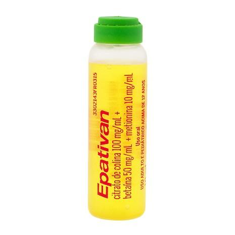 Epativan B6 Solução Oral C/48 Flaconetes X 10 Ml