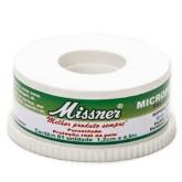 Esparadrapo Missner Microporosa 1,2cm X 4,5m