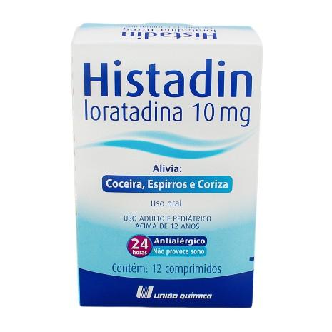 Histadin 10 Mg 12 Cprs