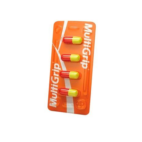 Multigrip 4 Caps