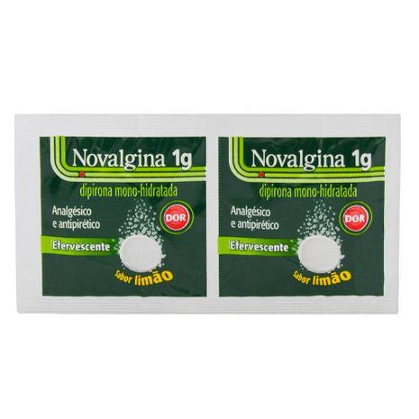 Novalgina 1g 2 Cprs Efevercente