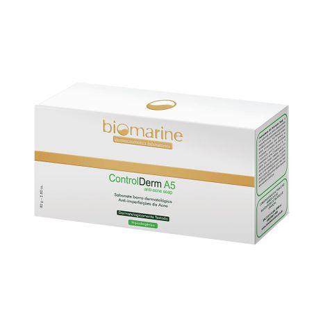Sabonete Facial Biomarine Control Derm A5 Antioleosidade