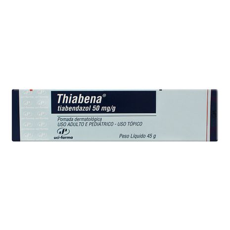 Thiabena 50mg/G Pom Derm Bl Al X 45 Gr