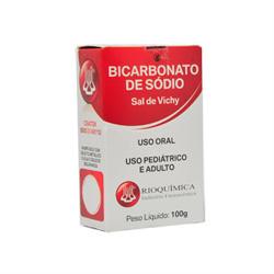 Bicarbonato De Sodio 100g Rioquimica