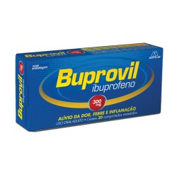 Buprovil 300 Mg C/20 Cpr