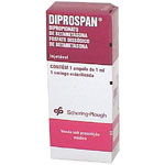 Diprospan 5 + 2 Mg Injetável 1 Amp X 1 Ml