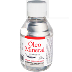 Oleo Mineral 100 Ml