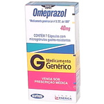 Omeprazol 40 Mg 1 Bl C/7