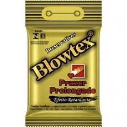 Preservativo Blowtex Retardante 3 Unidades Bolso