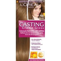 Tintura Casting Creme Gloss 700 - Louro Natural