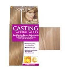 Tintura Casting Creme Gloss 810 - Louro Perola