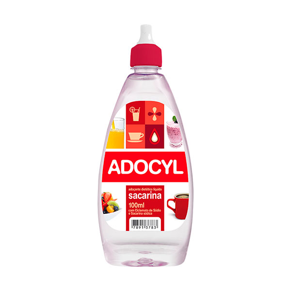 Adoçante Adocyl 100ml