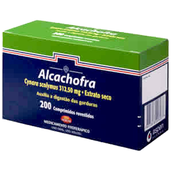 Alcachofra Simples X 200 Cpr Rev