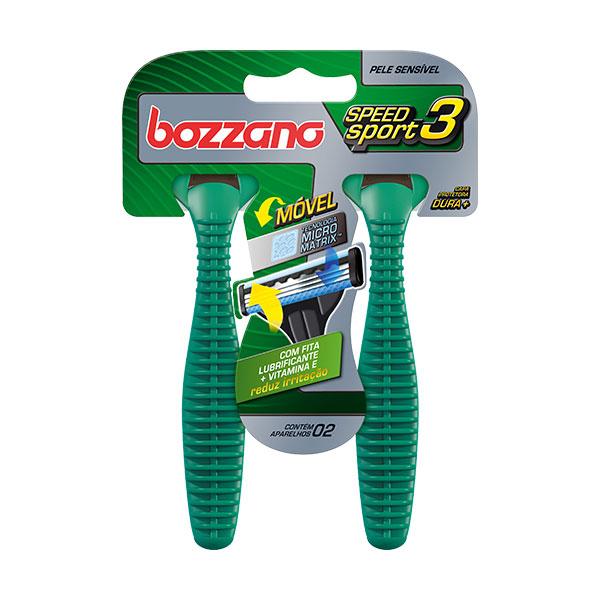 Aparelho Bozzano Speed3 Sport 2 Unidades