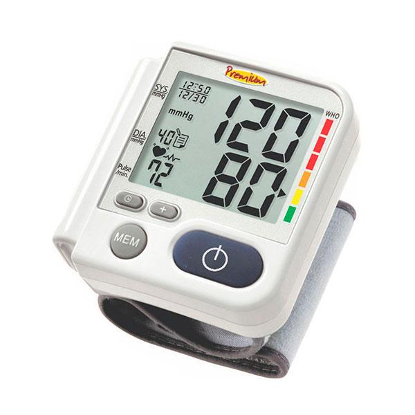 Aparelho De Pressão Premium Digital Automático De Pulso Lp200