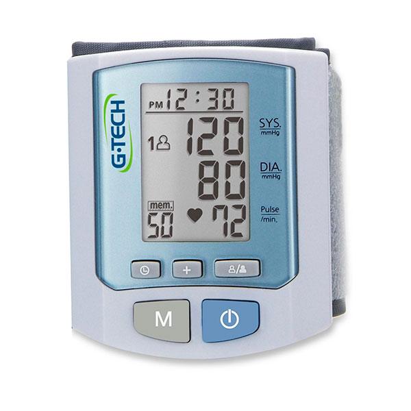 Aparelho Medidor De Pressão Digital Pulso Home Rw450