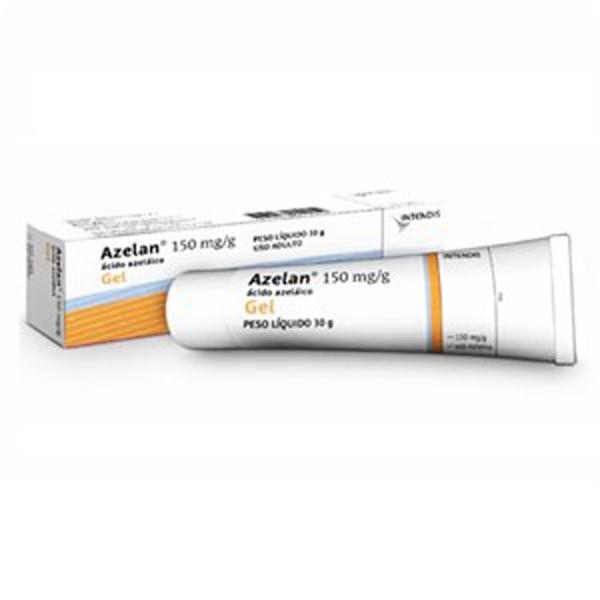 Azelan 150 Mg/G Gel C/30 Gr